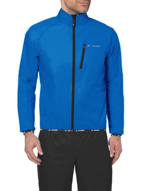 VAUDE M's Drop III Jacket hydro blue